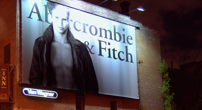 Talented Blonde Retail Analyst On Abercrombie & Fitch CEO Departure: 'You Can't Turn A Brand Like That Around'
