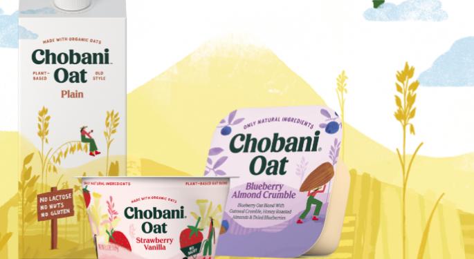 Why Chobani's Plant-Based Yogurt Is A Big Deal