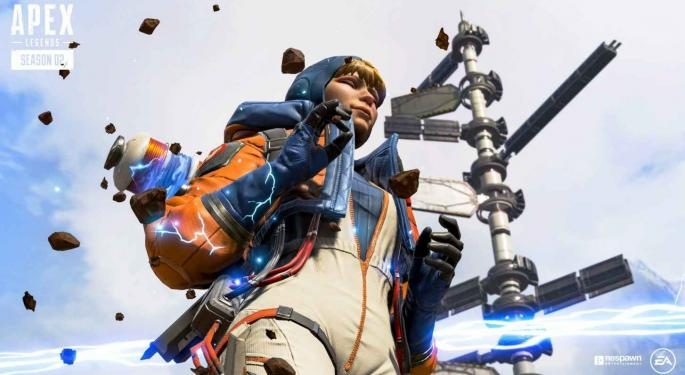 Video Game Stocks Continue To Trade Lower Following Launch Of 'Apex Legends' Season 2
