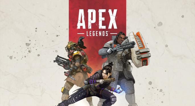 Strong 'Apex' Release Continues To Boost EA Shares, Sell-Side Has Mixed Reaction