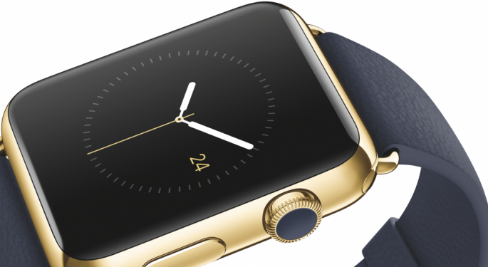 Apple Watch Is 'Going To Be Huge' Despite Ongoing Supply Issues