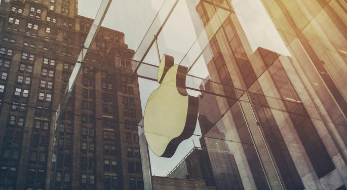 Apple Surprises Street, Posts Top And Bottom Line Beat
