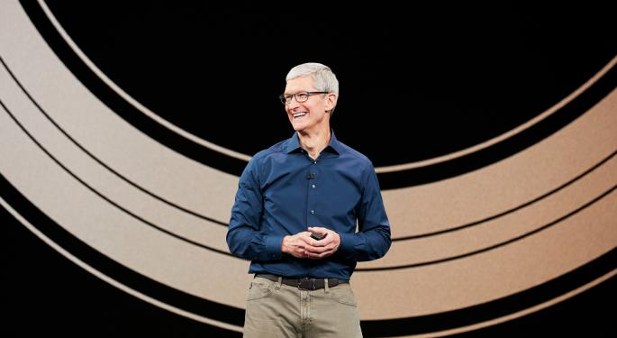 Apple CEO Joins Chinese Business School As Board Member