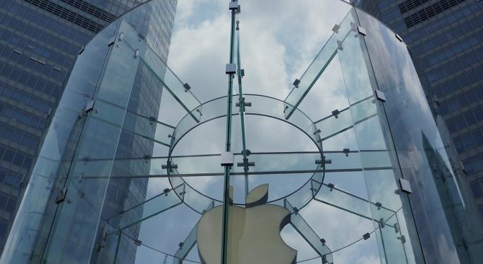 Apple Shares Rallying Since Q2 Beat; UBS Sees Return To Sales Growth In 2017
