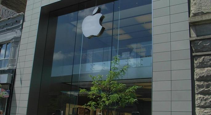 The Apple Store Gets Its First Cryptocurrency Trading App