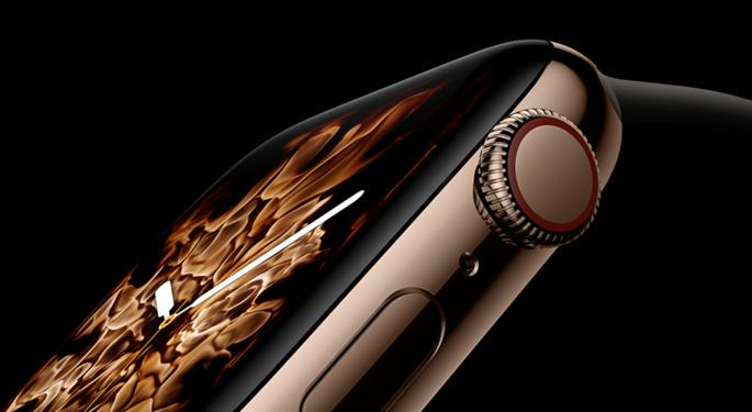 Apple Watches Could Be Covered by Insurance, In Boost To Wearables Sector
