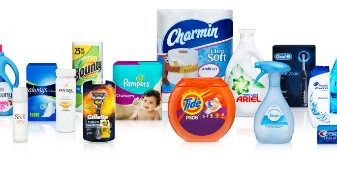 Argus Cites Disappointing Organic Growth In Procter & Gamble Downgrade