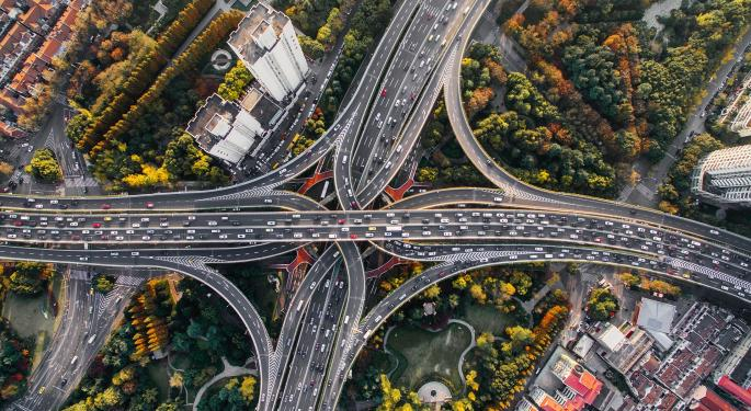 Don't Pave Over This Infrastructure ETF