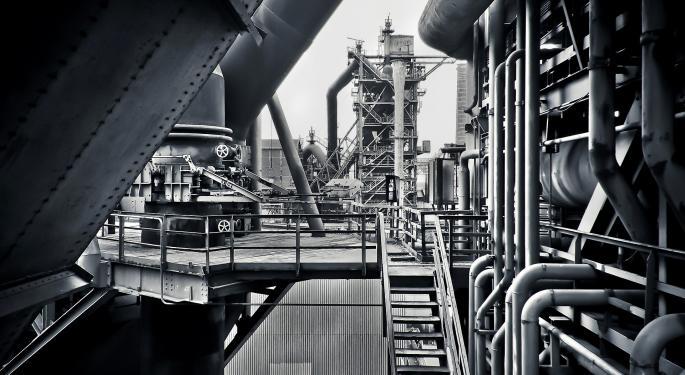 Citi Turns Bullish On US Steel After 25% Sell-Off