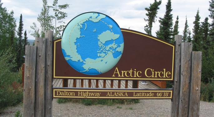 Which Companies Are Poised To Win From Melting Of Arctic Circle?