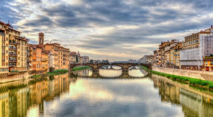 Italy ETF Waiting On Banking Reforms