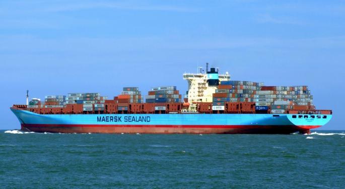 Maersk Profits Surge Despite Revenue Contraction