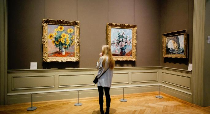 The Staggering Price Tag Associated With Moving Precious Artwork