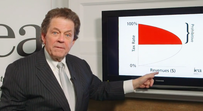 Supply-Side Economist Arthur Laffer To Receive The Presidential Medal Of Freedom