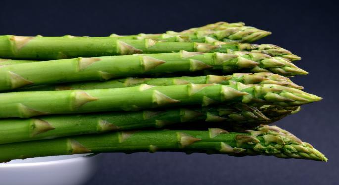 Asparagus Exports Go Boom Heading Into 2019