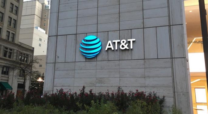 AT&T Could Find Upside With Earnings Growth, Deleveraging, Raymond James Says In Upgrade