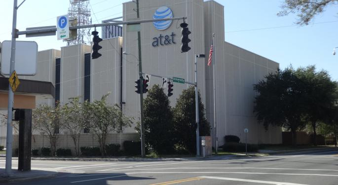 How The Street Responded To AT&T's Mega-Deal For Time Warner