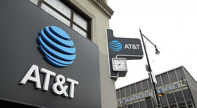 Citi: Buy The Dip In AT&T
