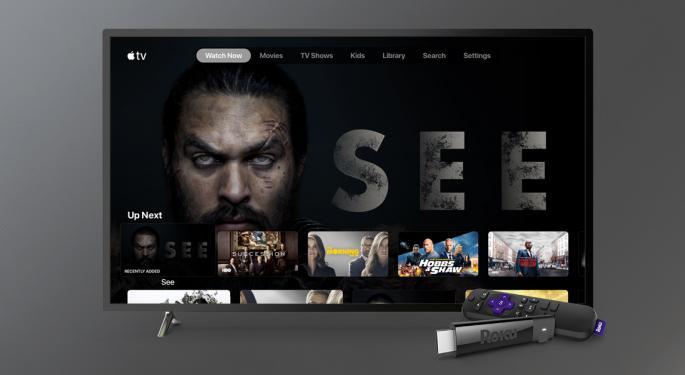 Roku To Carry Apple TV