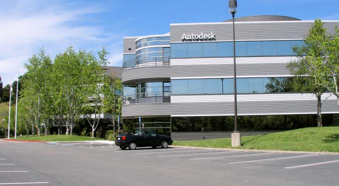 Autodesk Shares Remain On The Road To $100, Pullbacks May Be Buying Opportunity
