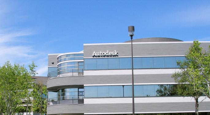 Autodesk: Now The Conversation Gets Interesting
