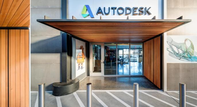 KeyBanc Raises Autodesk Price Target, Estimates After Q4 Print