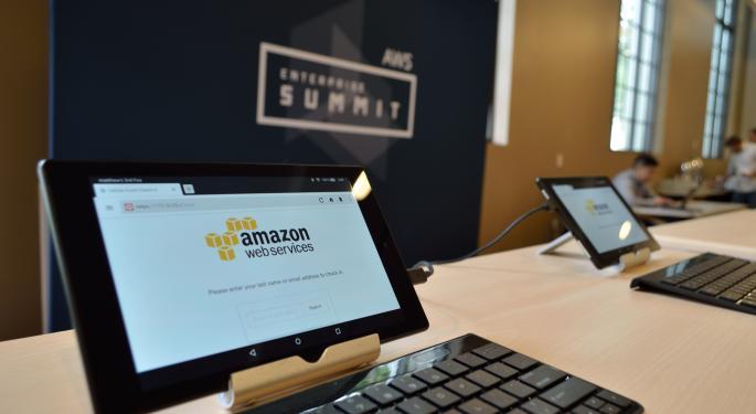 Amazon Impresses As Cloud Stabilizes, Alexa Users Grow