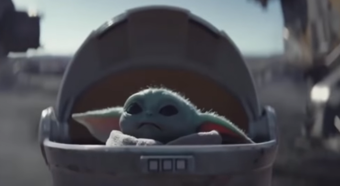 Why Baby Yoda Toys Weren't Ready For The Holidays