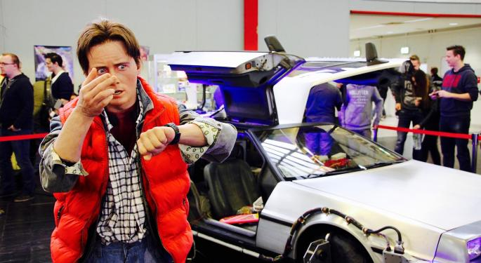 Put Some Money On The Cubbies: How Accurate Were 'Back To The Future' Predictions?