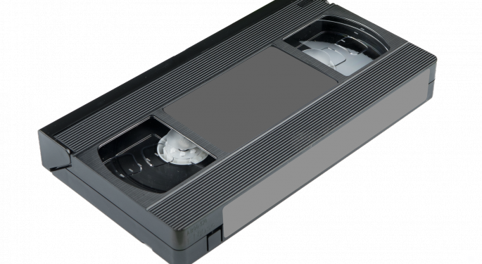VCR Manufacturing To Finally Cease Production