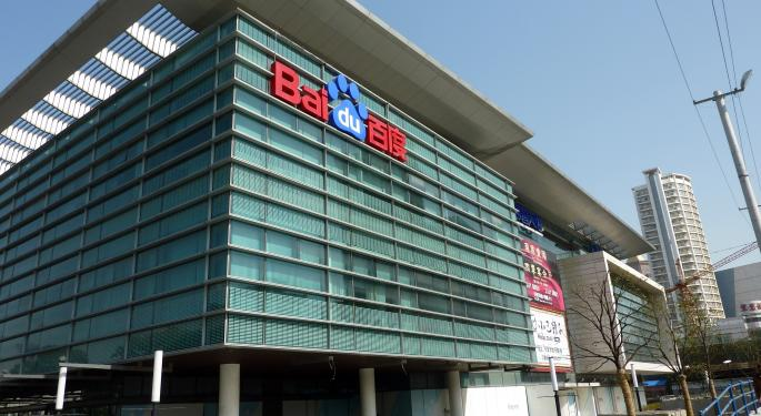 Baidu Is Dealing Its Way To Growth In China