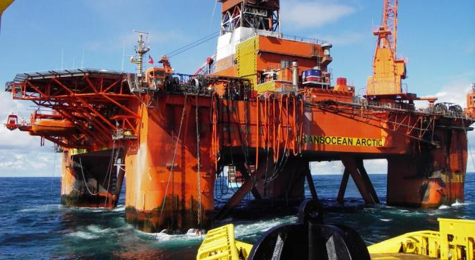 Morgan Stanley Slashes Deepwater Drillers, Says They're 'Fighting Tooth And Nail' To Stay Afloat