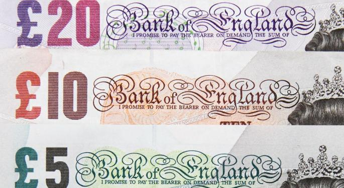 Bank Of England Maintains Interest Rates At 0.25% In The Most Split Vote In 6 Years
