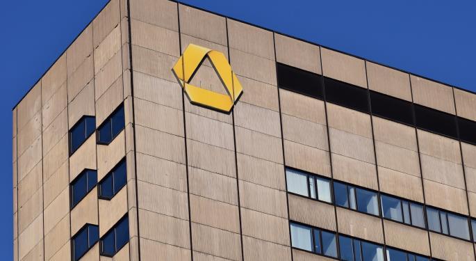Deutsche Bank Trades Higher After Confirming Merger Talks With Commerzbank