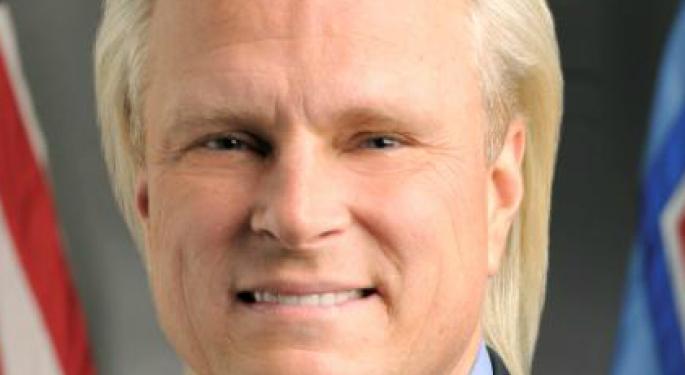 Former CFTC Commissioner Bart Chilton Dies