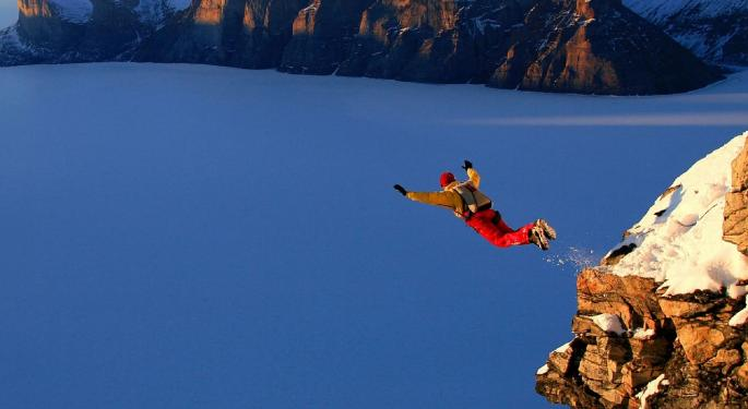 The Similarities Between BASE Jumping And Investment Risk