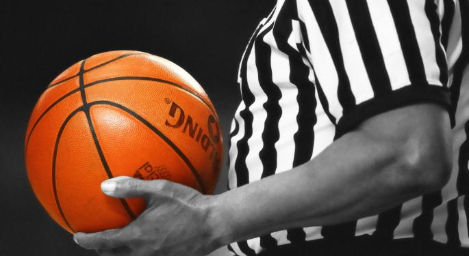 March Madness Is Huge For Vegas Casino Operators