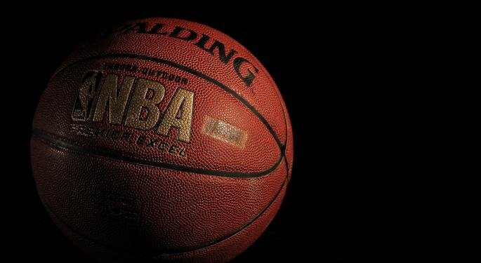 NBA, MGM Resorts Announce Breakthrough Sports Betting Partnership