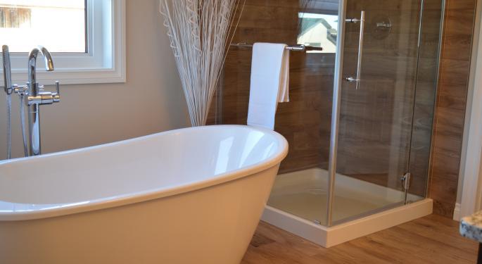 Halliburton Implied A 'Bathtub' Recovery