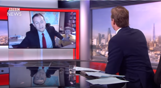 The BBC Interview Everyone Is Talking About