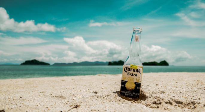 Constellation Brands Projects 10-Cent Hit To Earnings From Canopy Growth Investment