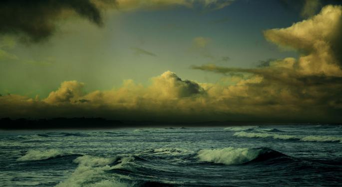 Two Hurricanes Heading For The Hawaiian Islands