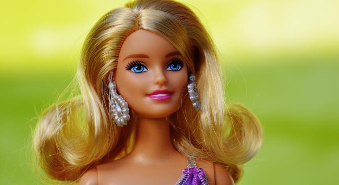 Optimism In Toyland: Wells Fargo Likes Mattel, Hasbro Moving Forward
