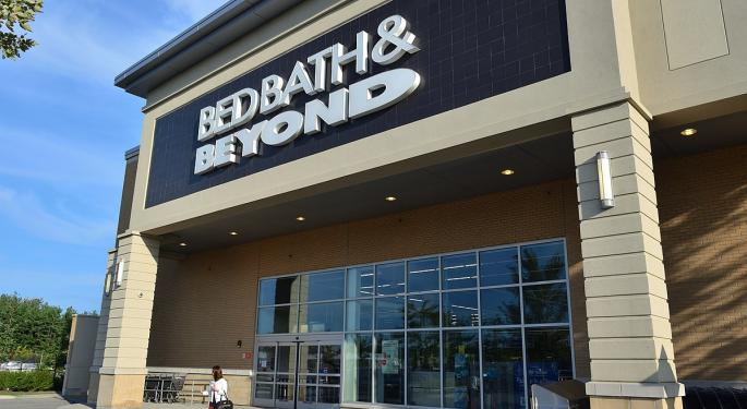 Raymond James: Bed Bath & Beyond Could Be Unbound After Q2 Report