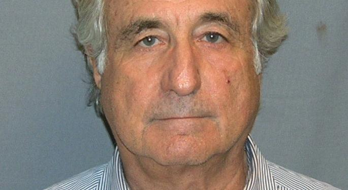This Day In Market History: Bernie Madoff Arrested