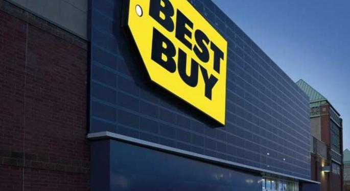 From Outstanding To Talented: Morgan Stanley On Best Buy's CEO Shuffle