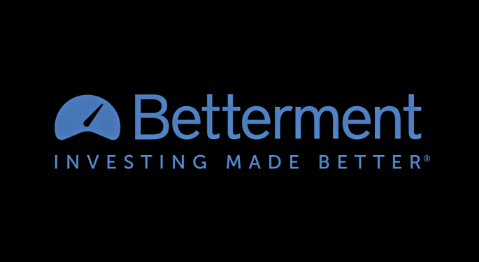 Betterment Pushes Personal Finance Into Age Of Automation