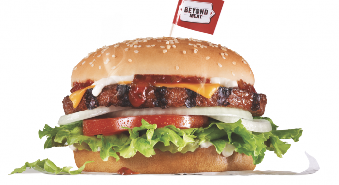 Bank Of America Raises Beyond Meat Price Target Following Secondary Offering