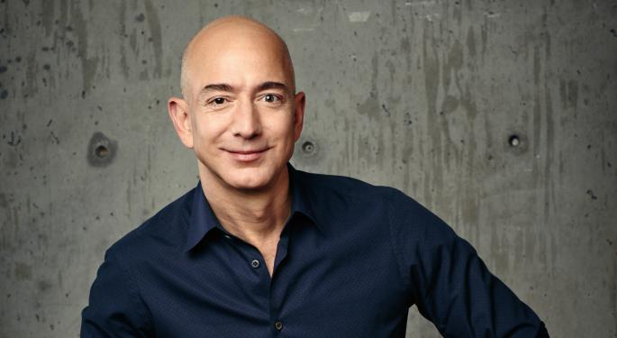 WSJ: National Enquirer Paid $200K For Bezos Pictures