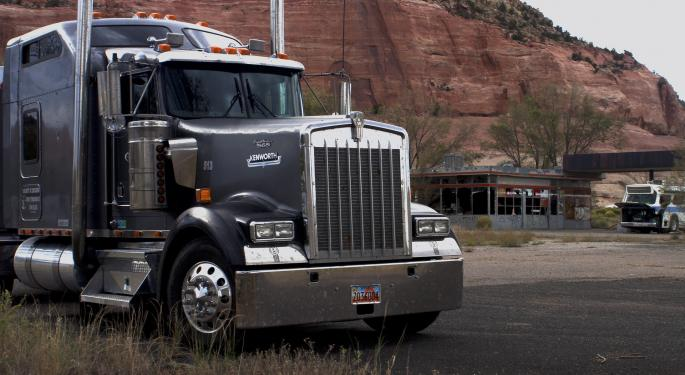 Weekly Market Update: Has The Freight Market Bottomed?